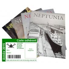 Adhésion et Abonnement NEPTUNIA (France)