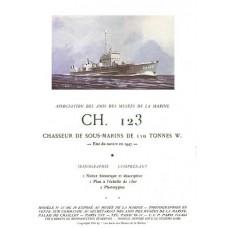 CH. 123 - Chasseur de sous-marins