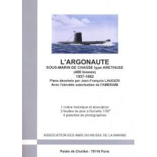 L'Argonaute, Sous-marin