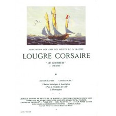 Le Coureur - Privateer lugger