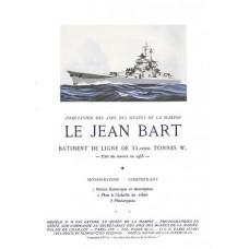 Le Jean Bart  -  Cuirassé