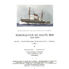 Le Jean Bart  -  Tugboat