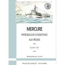 Le MERCURE - Patrolboat