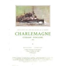 Charlemagne  -  first class battleship