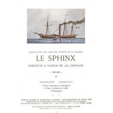 Le Sphinx - Corvette à vapeur