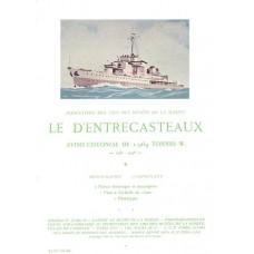Le D'Entrecasteaux  -  Light dispatch cruiser