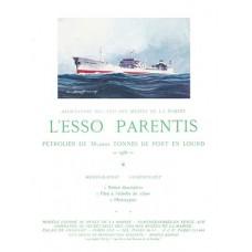 Esso-Parentis - Tanker