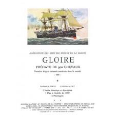 La Gloire - Frégate de 900cv