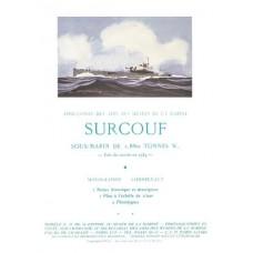 Le Surcouf - Sous-marin