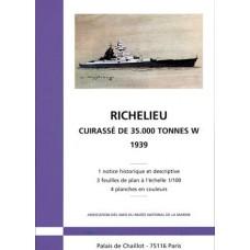 Le Richelieu - Cuirassé