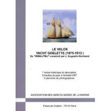 Velox - Yacht-goélette